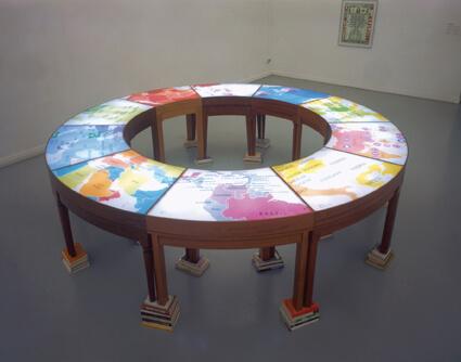 On Translation: La mesa de negociación II