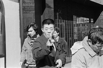 Gu Changwei, Nouvel An chinois sur Mott Street