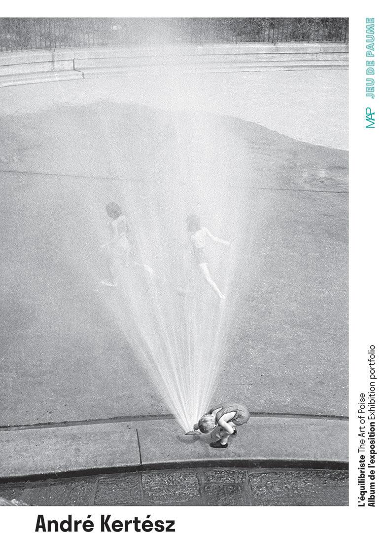 Couverture de l'album de l'exposition André Kertesz