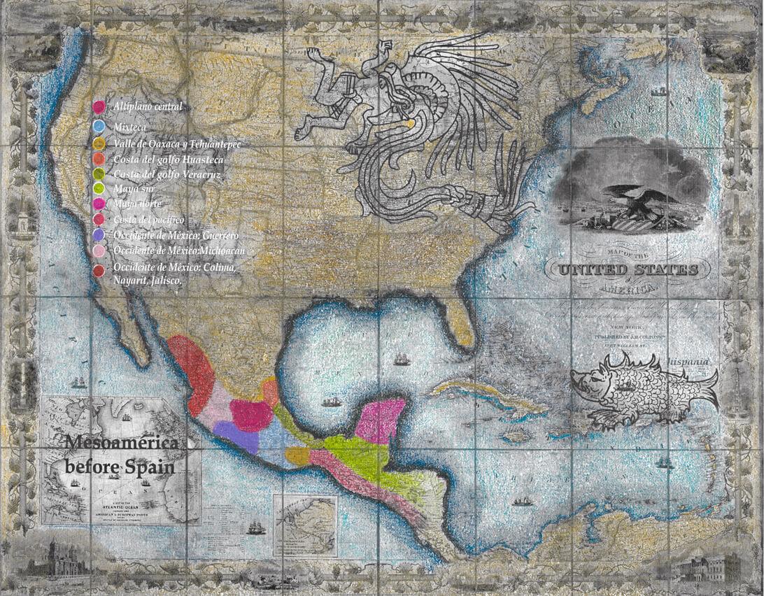 Mésoamérique : l'effet ouragan