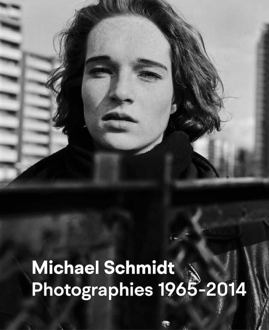 Couverture du catalogue de l'exposition Michael Schmidt