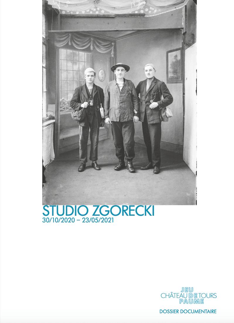 Couverture Dossier documentaire Studio Zgorecki