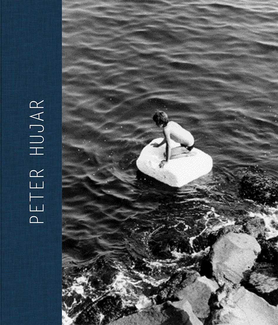 Couverture du catalogue de l'exposition Peter Hujar