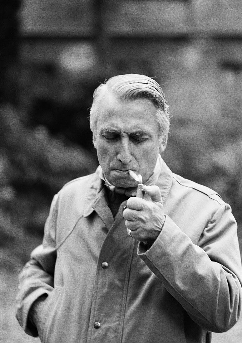 Roland Barthes – Le Gaucher