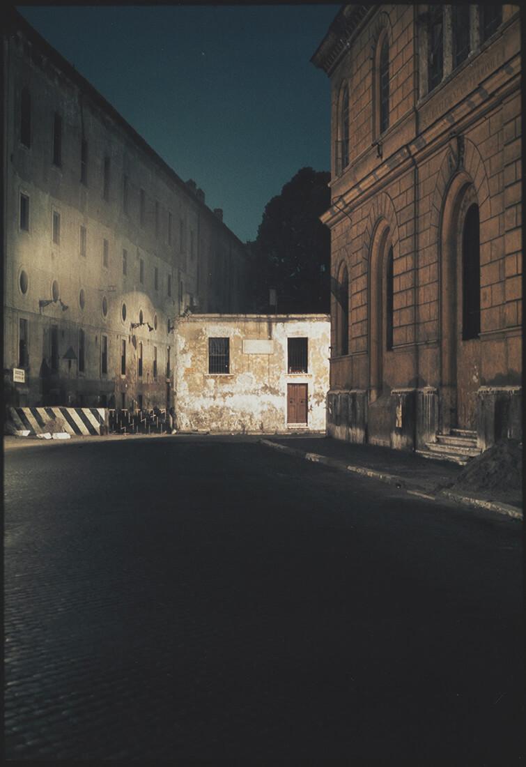 Rue et impasse
