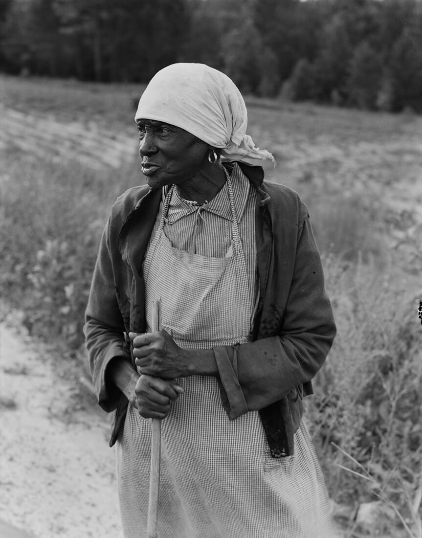 Ancienne esclave à la longue mémoire, Alabama