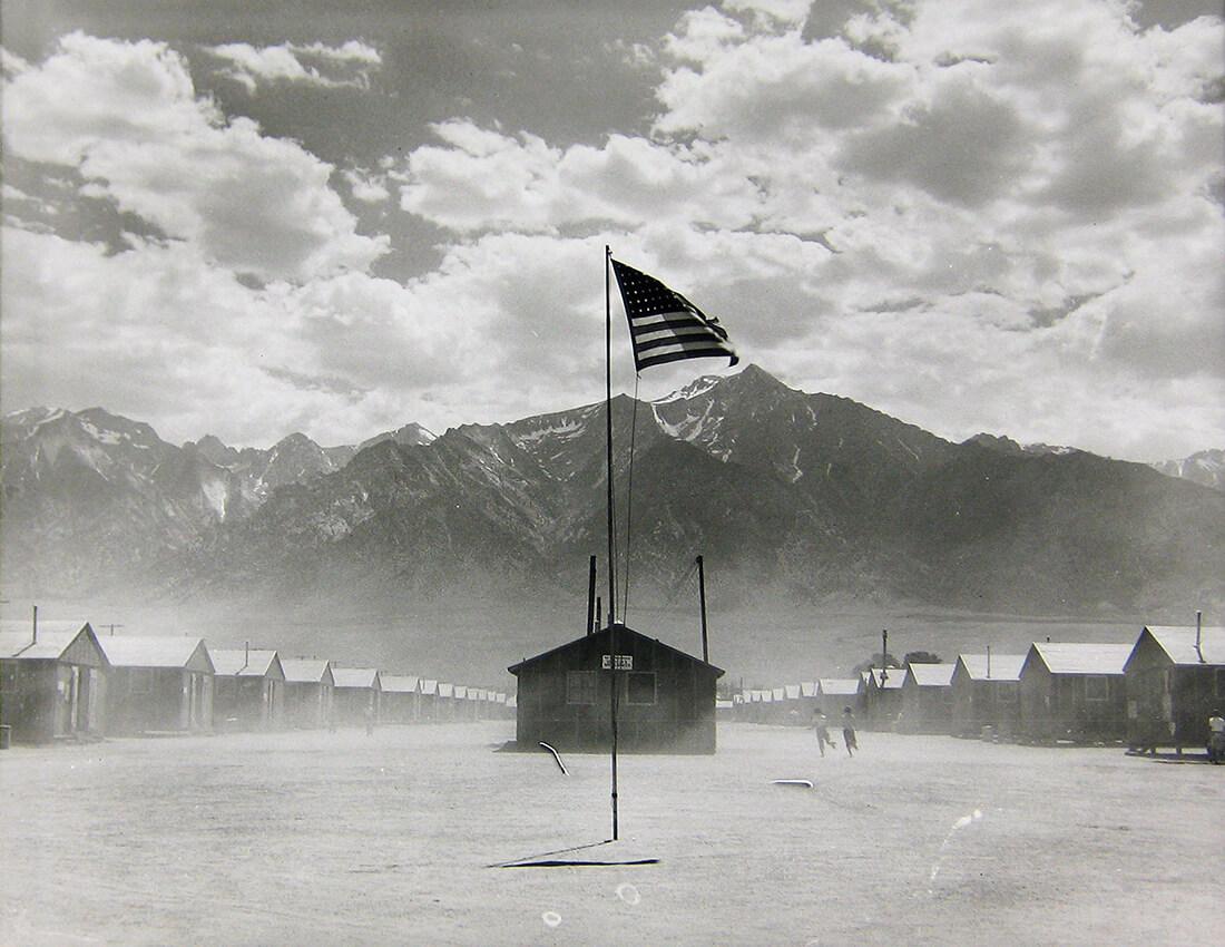 Manzanar Relocation Center, Manzanar, California