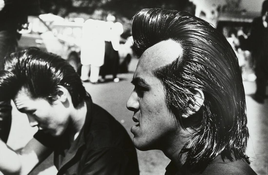 Rockers, Harajuku