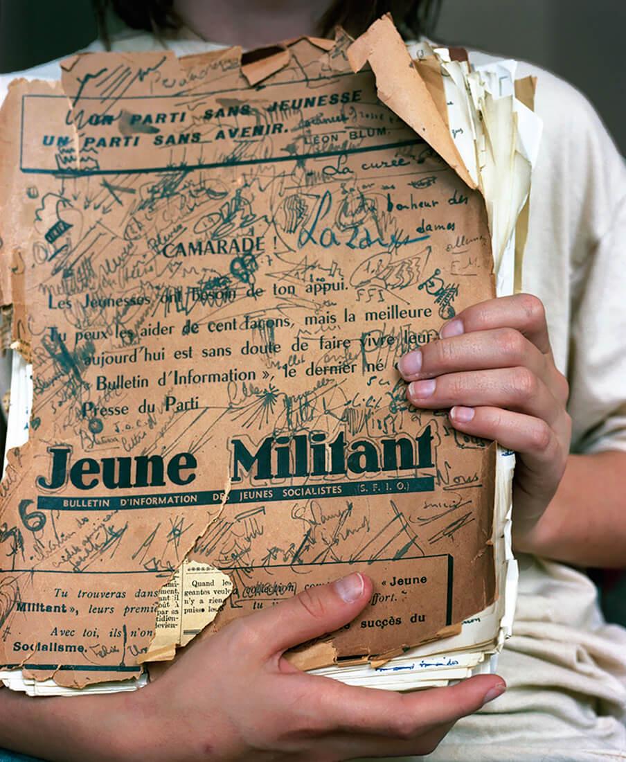 Jeune militant