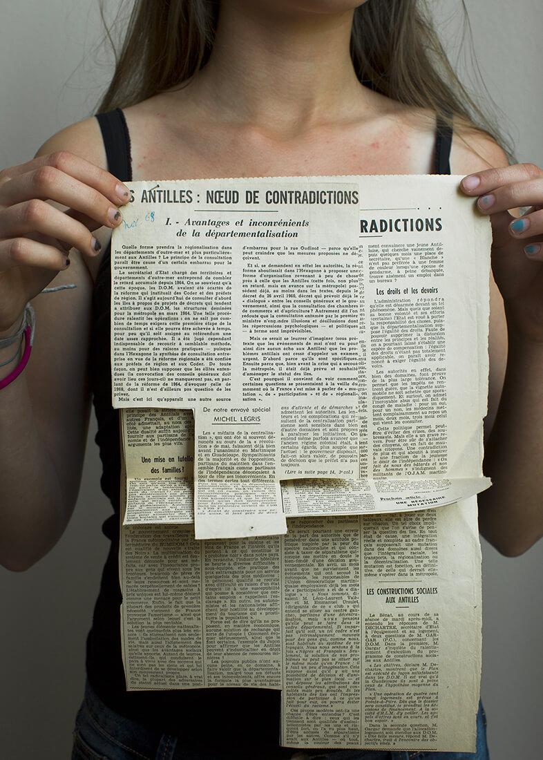 Sélection d'articles de presse