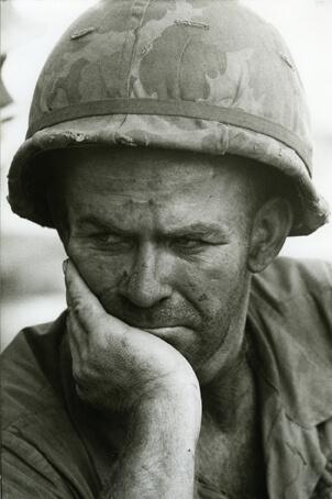 Bataille de Dak To, Viêtnam, soldat américain