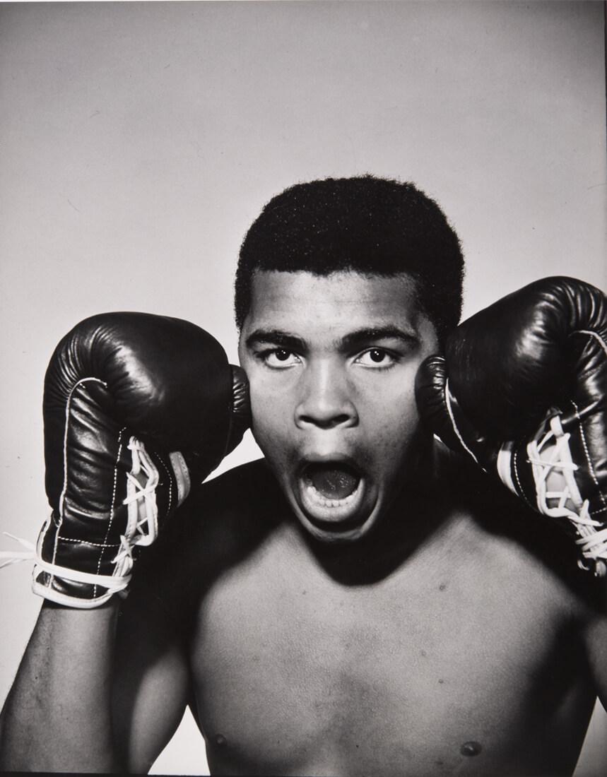 Muhammad Ali (né Cassius Clay)