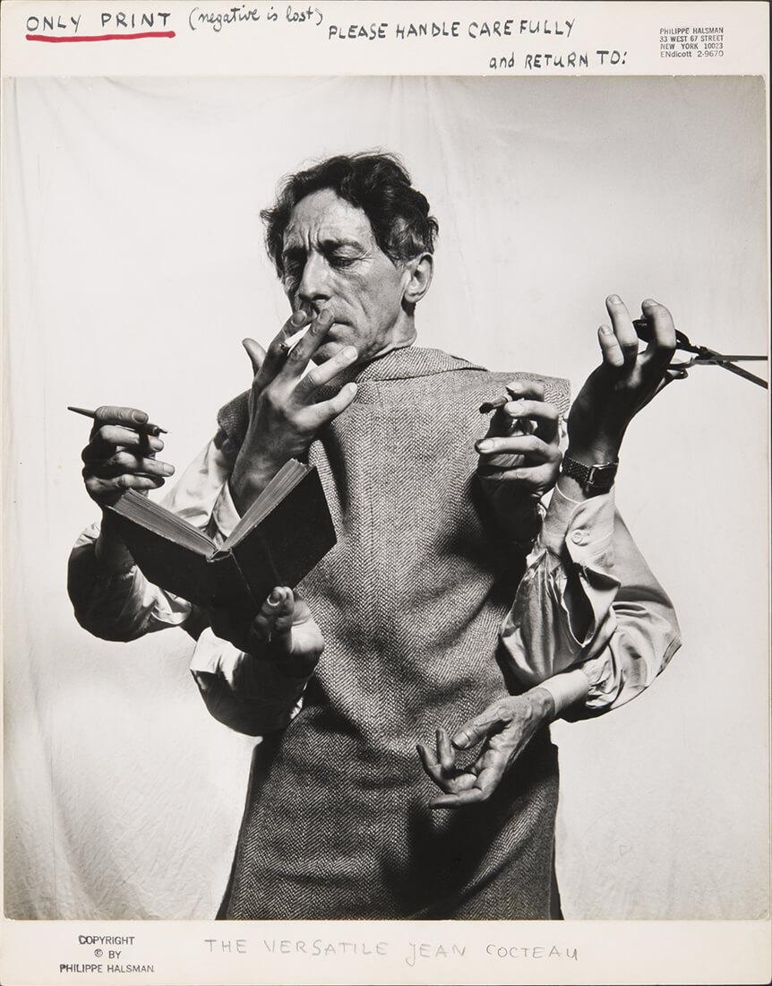 Jean Cocteau, l'artiste multidisciplinaire