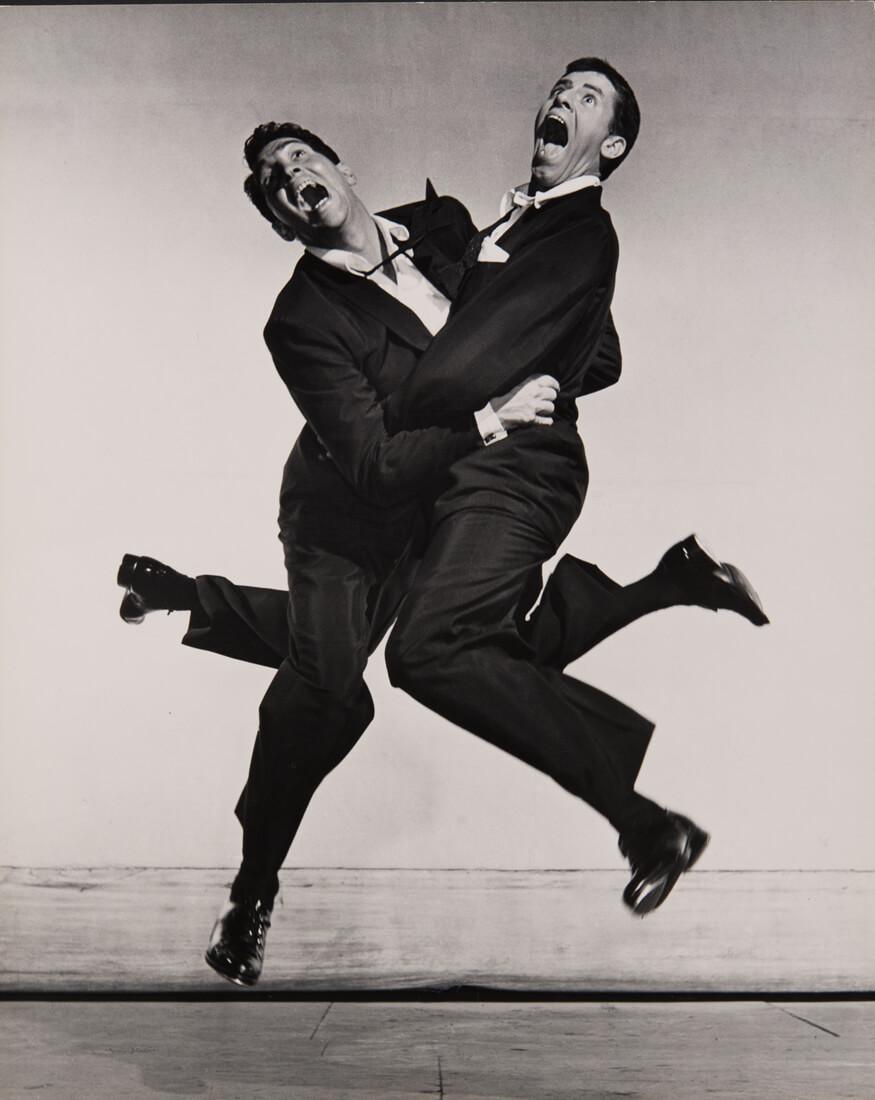 Dean Martin et Jerry Lewis