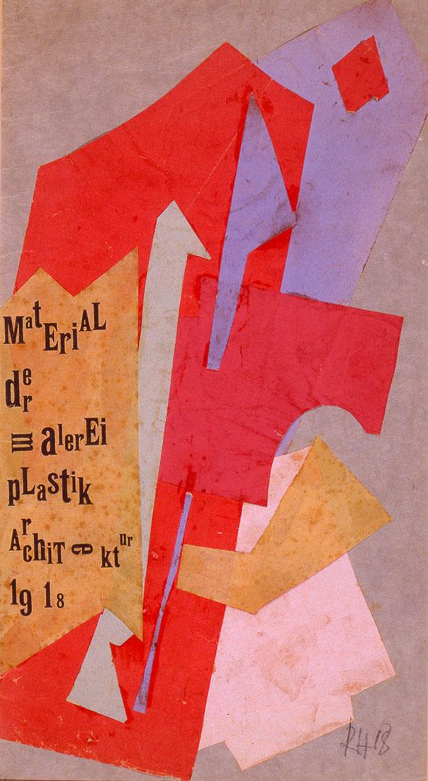 Material der Malerei