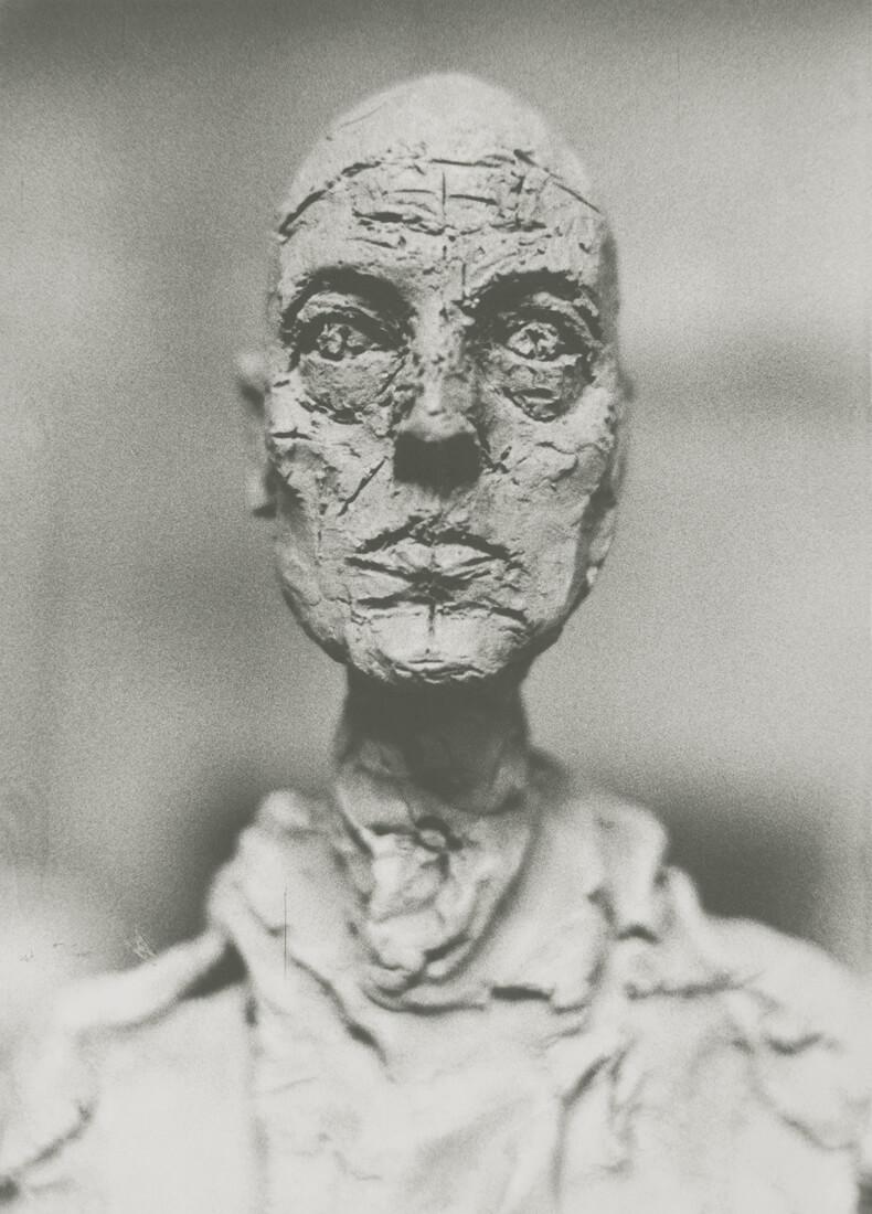 Giacometti, buste de Lotar