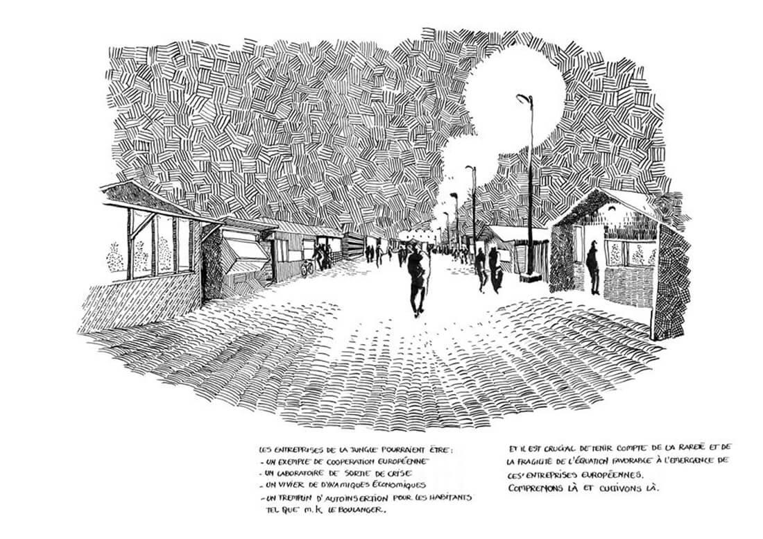 L'Atlas d'une Cité potentielle
