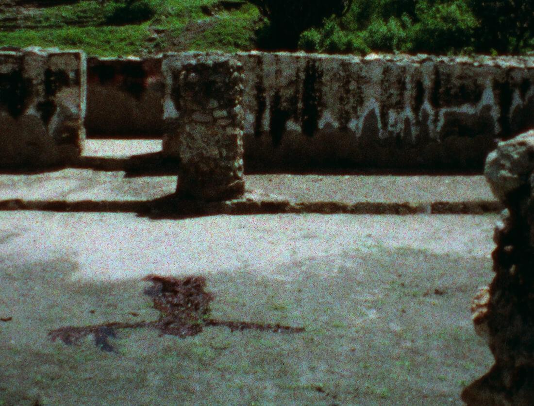 Silueta del Laberinto (Laberinth Blood Imprint)