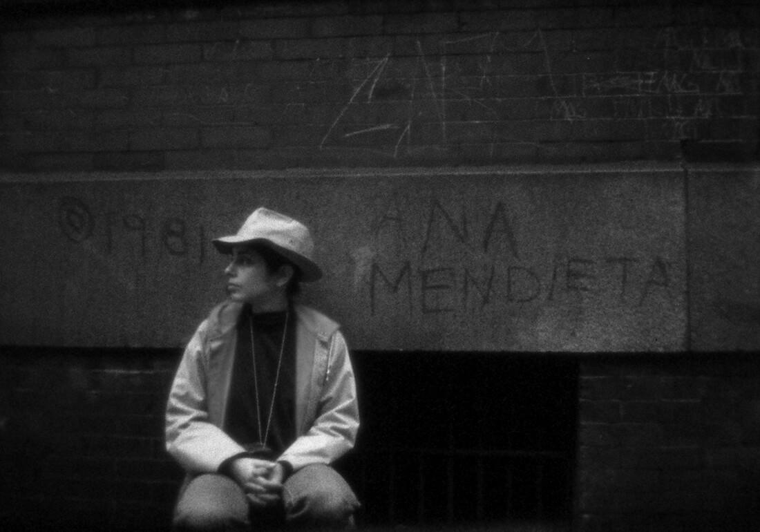 Portrait d'Ana Mendieta