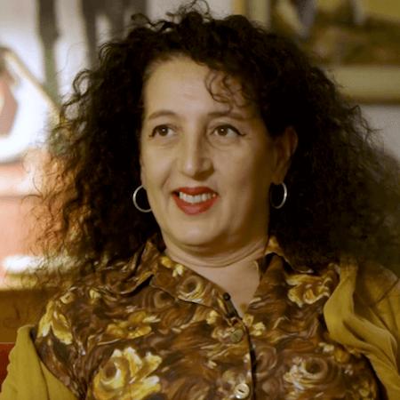 Zineb Sedira - portrait filmé