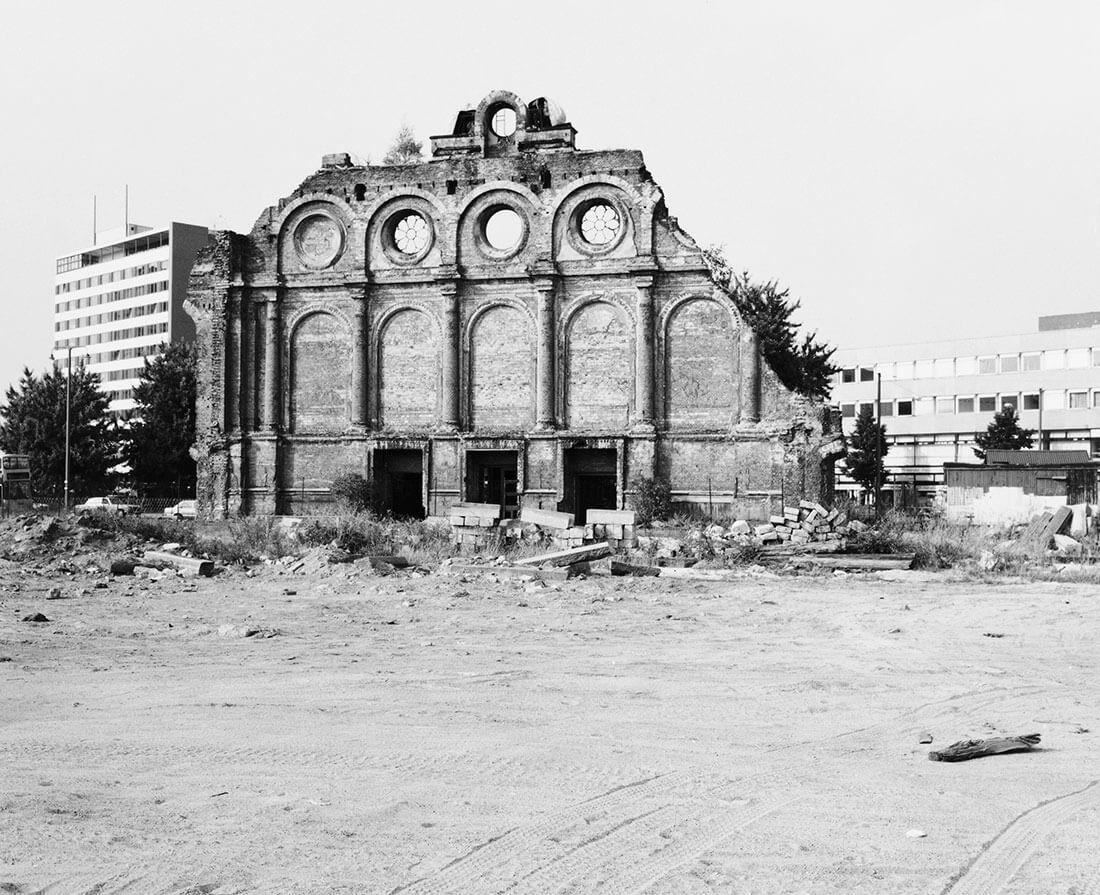Sans titre Berlin-Kreuzberg. Stadtbilder [Berlin-Kreuzberg. Vues urbaines]