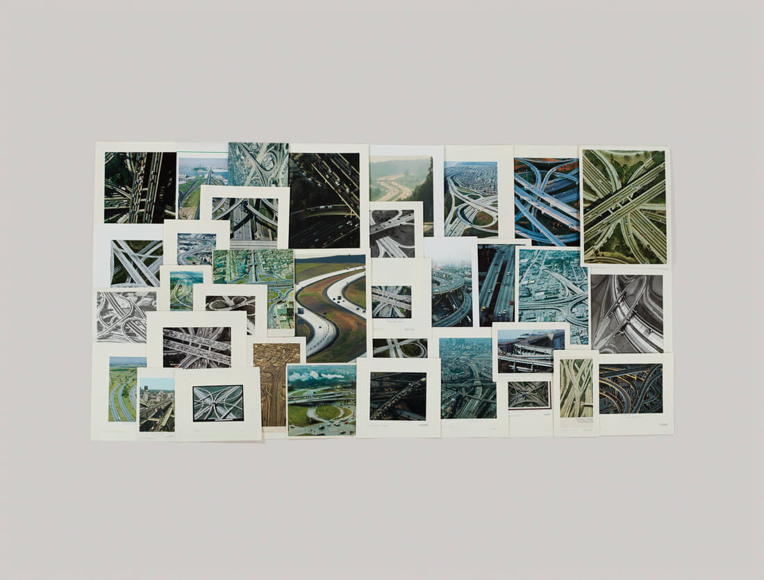 Folder: Express Highways, The Picture Collection, 2013  Archival inkjet print / 119,4 x 157,5 cm framed Courtesy of the artist © 2014 Taryn Simon