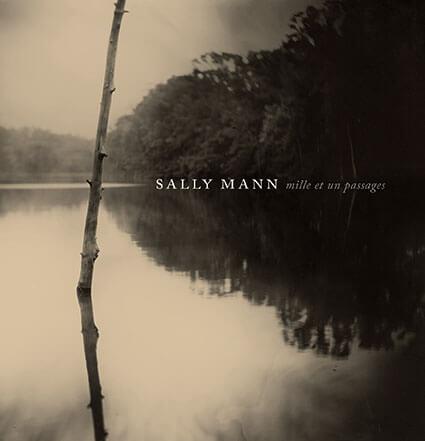 Couverture du catalogue de l'exposition Sally Mann