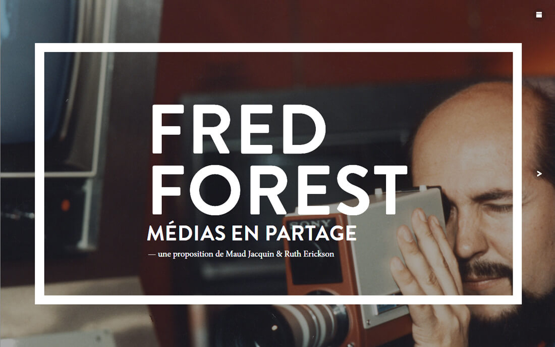 Fred Forest