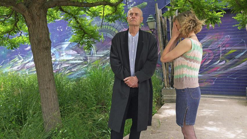 Jean Rolin et Nathalie Richard dans Boum ! Boum !,