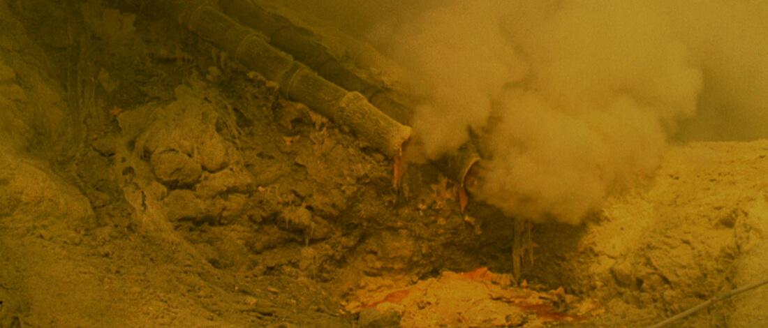 After London  (Ijen Volcano)