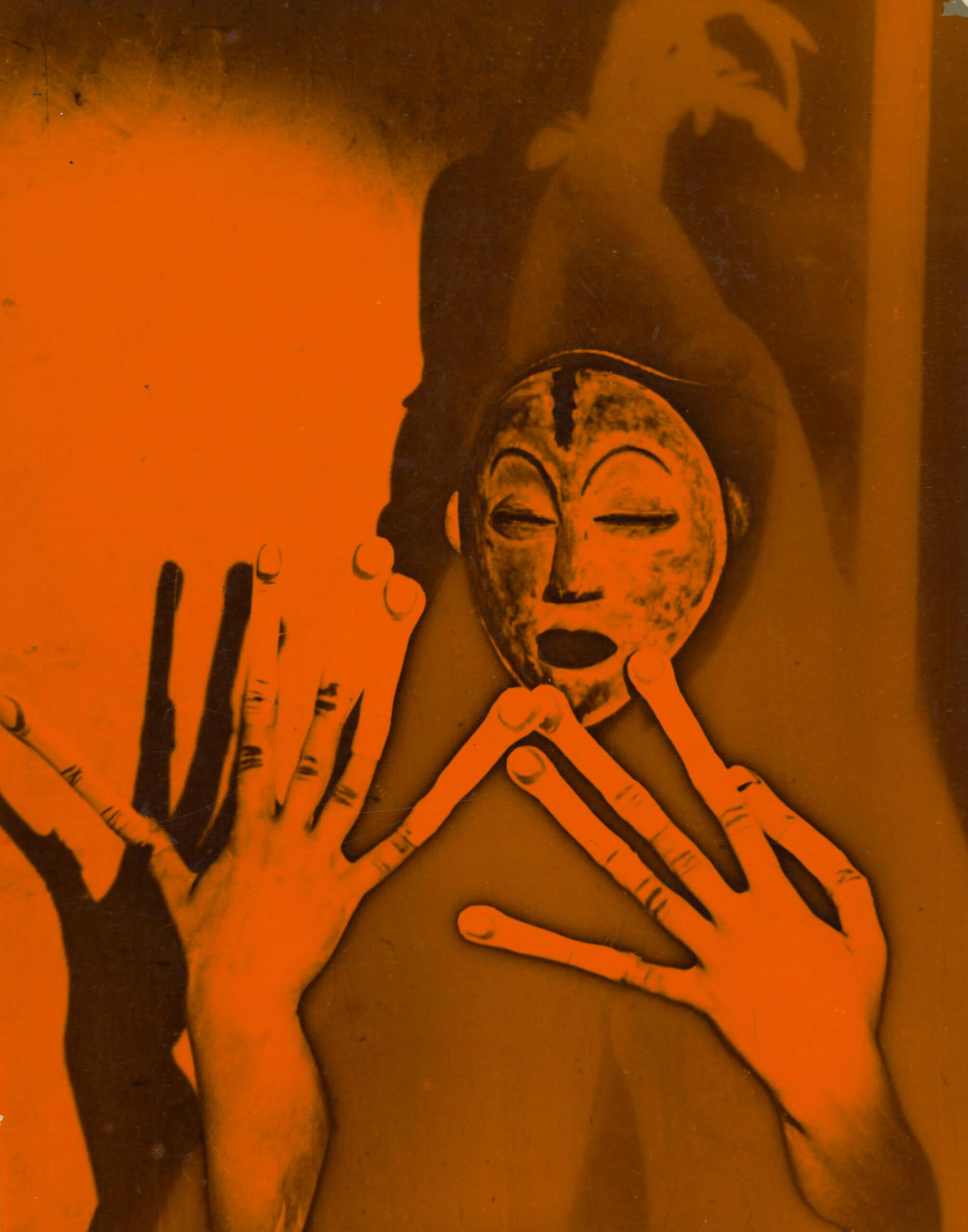 Essai pour le film « Culte vaudou », Exposition 1937