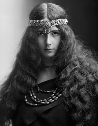 Cléopâtre-Diane de Mérode, dite Cléo de Mérode, danseuse de l'Opéra