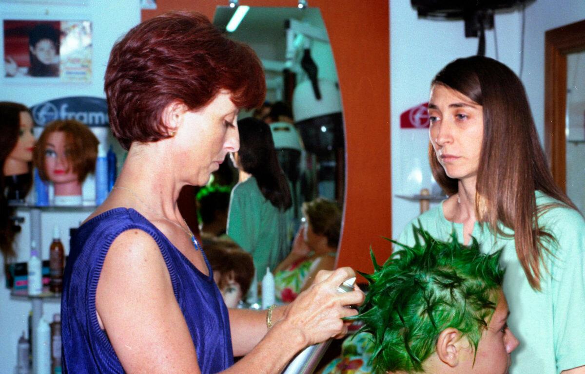 Moira Ricci, <em>20.12.53–10.08.04 </em> (maman qui travaille au salon), 2004-2014